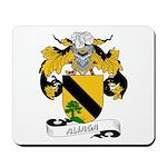 Aliaga Coat of Arms Mousepad