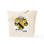 Aliaga Coat of Arms Tote Bag