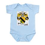 Aliaga Coat of Arms Infant Creeper