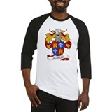 Alonso Coat of Arms Baseball Jersey