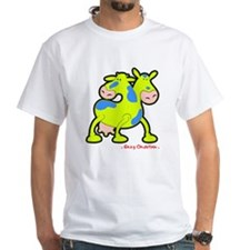 "Cow ""Twice the Moo"" Shirt"