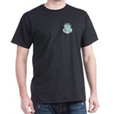 Scientific Research Black T-Shirt