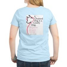 2006 Chained Dog Valentine Ca T-Shirt