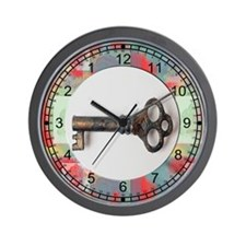 Country Key Wall Clock