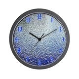 Ocean Blue Wall Clock