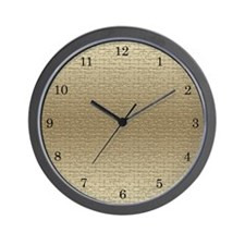 Stoneworks Wall Clock