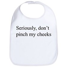 Cute Cheek Bib