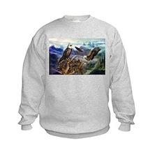 Cute American eagle Sweatshirt