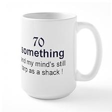 70 Something Mug