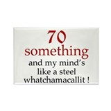 70...Whatchamacallit Rectangle Magnet