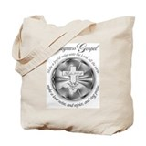 PSALM 98:4 BLUEGRASS Tote Bag
