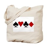 Poker! Tote Bag
