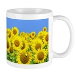 Sunflower Cluster Mug