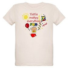 YiaYia Fun Girl T-Shirt