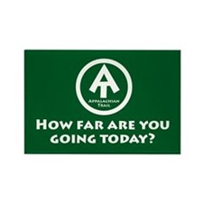 "AT ""How Far Are You Going"" Magnet"