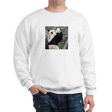 Mom & Baby Giant Pandas Sweatshirt