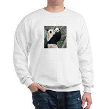 Mom & Baby Giant Pandas Sweatshirt