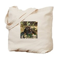 Sumatran Tigers Tote Bag