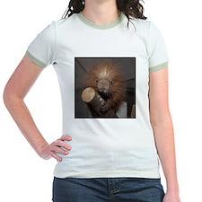 Porcupine Jr. Ringer T-Shirt