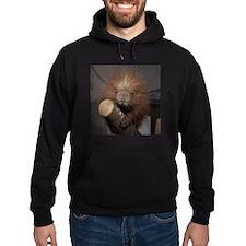 Porcupine Hoodie (dark)