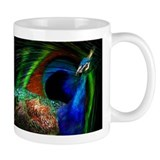 Unique Peacock birthday Mug