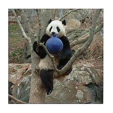 Giant Panda Tile Coaster