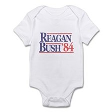 Reagan Bush '84 Infant Bodysuit
