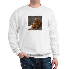 Golden Lion Tamarins Sweatshirt