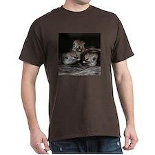 Greater Rhea Chicks T-Shirt