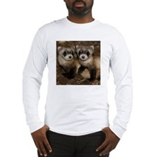 Black-footed Ferrets Long Sleeve T-Shirt