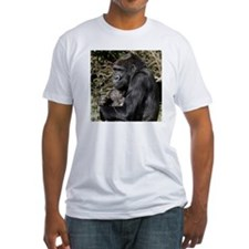 Mom and Baby Gorilla Shirt