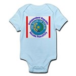 Texas-5 Infant Bodysuit