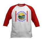 Montana-5 Kids Baseball Jersey