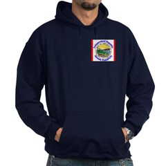 Montana-5 Hoodie (dark)