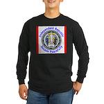 Wyoming-5 Long Sleeve Dark T-Shirt