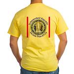 Wyoming-5 Yellow T-Shirt