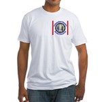 Wyoming-5 Fitted T-Shirt