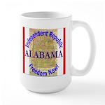 Alabama-3 Large Mug
