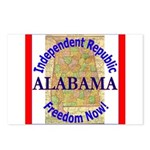 Alabama-3 Postcards (Package of 8)