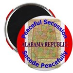 Alabama-1 Magnet