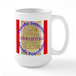 Alabama-1 Large Mug