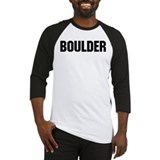 Boulder, Colorado Baseball Jersey