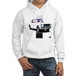 Mustang 1965 Hooded Sweatshirt