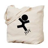 Jump 4 Joy tote bag