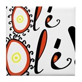 Ariane Avril::...Boutique : Tile Coaster