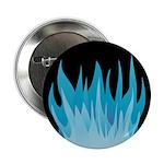 Blue Flames Button