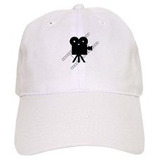 Hollywood Film Camera Baseball Cap