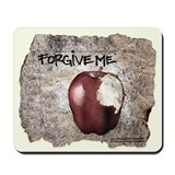Forgive Me Mousepad
