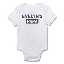 Evelyns Papa Infant Bodysuit