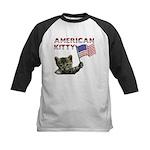 American Kitty Kids Baseball Jersey